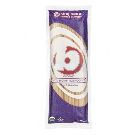 Brown Rice Noodles 250g