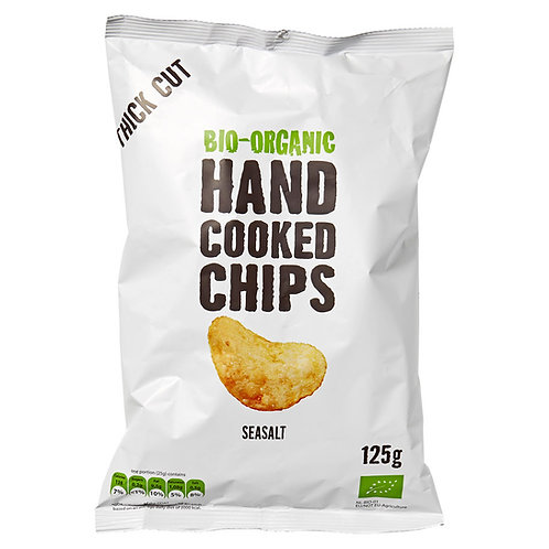 Potato Chips - Hand Cooked 125g