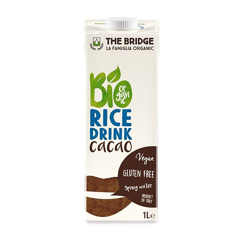 Rice Drink with Cocoa 1L