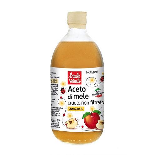 Apple Cider Vinegar Unfiltered 500ml Baule Volante