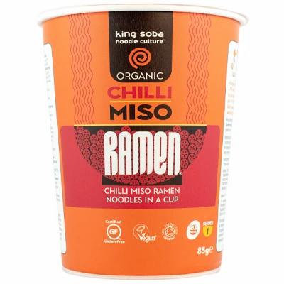 Chili Miso Ramen 85g