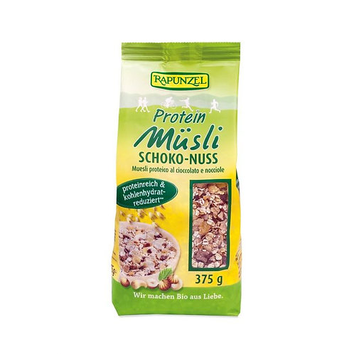 Protein Muesli with Chocolate & Hazelnuts 375g