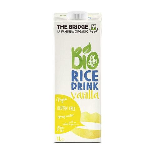 Rice Drink with Vanilla The Bridge 1L