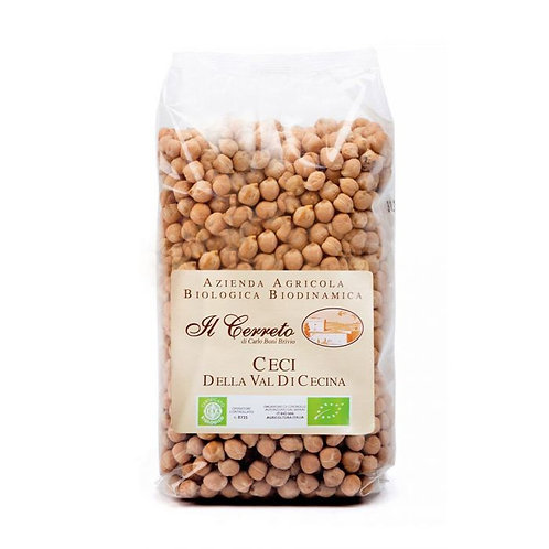 Chickpeas of the Cecina Valley 400g