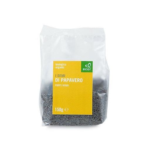 Poppy Seeds 150g Ecor