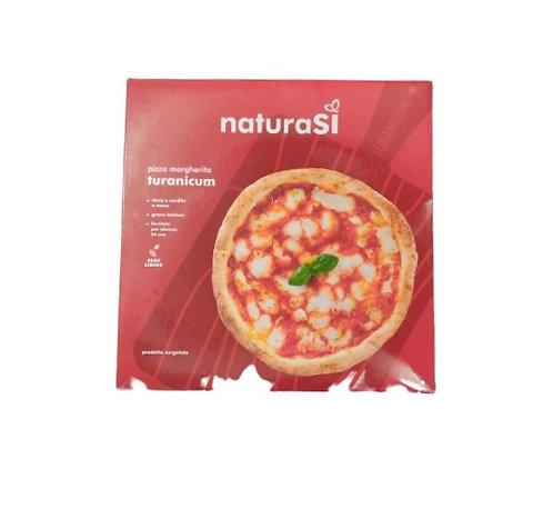 Frozen Pizza Margherita Turanicum 400g NaturaSi