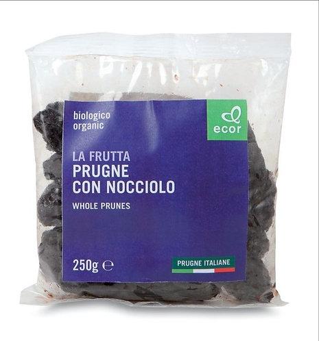 Whole Prunes Ecor 250g