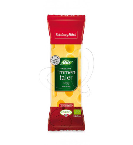 Emmental Block 200g (naturally lactorse free) Raw Milk