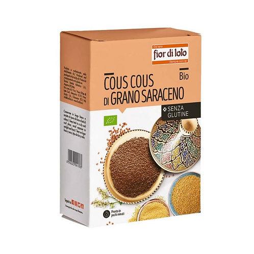 Gluten-Free Buckwheat Cous Cous 500g