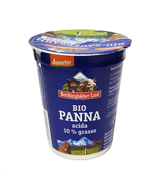 Sour Cream With Enzymes 200g Berchtesgadener Land