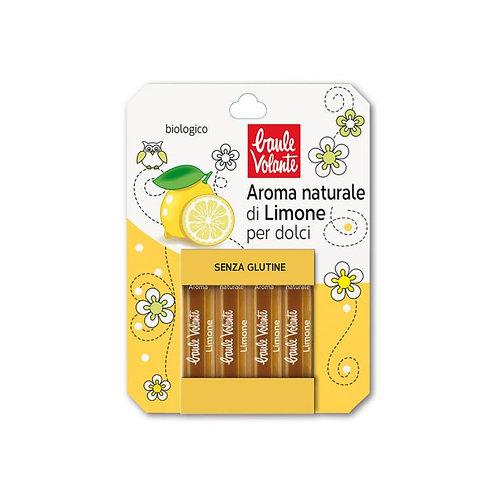 Natural Lemon Flavour for Sweets 8ml Baule Volante