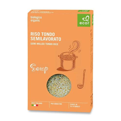 Semi-Milled Tondo Rice 1kg Ecor