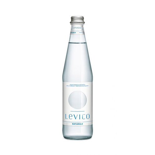Still Water 500ml in Glass Levico