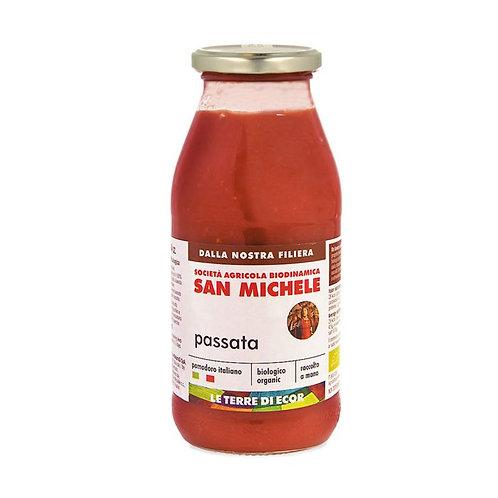 San Michele Tomato Puree 500g Ecor