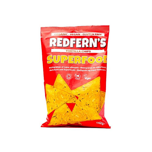 Superfood Tortilla Chips 142g Redfern's