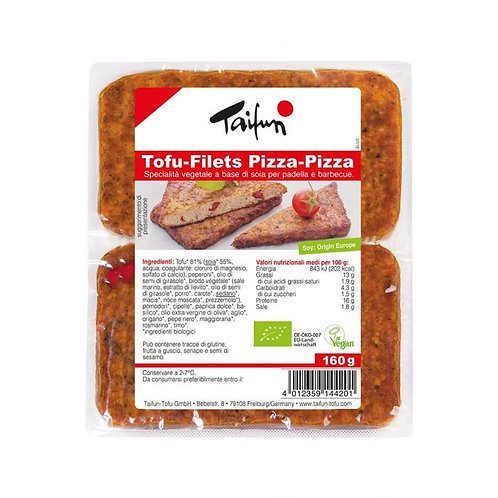 Tofu Fillets Pizza 160g