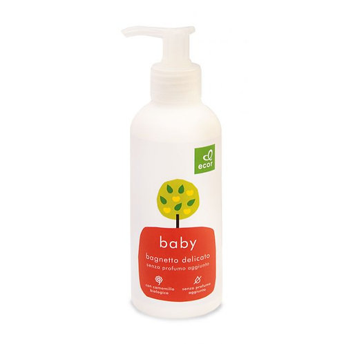 Delicate Bath with Chamomile - Fragrance Free 250ml