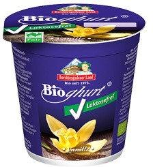Lactose Free Vanilla Yoghurt 150g