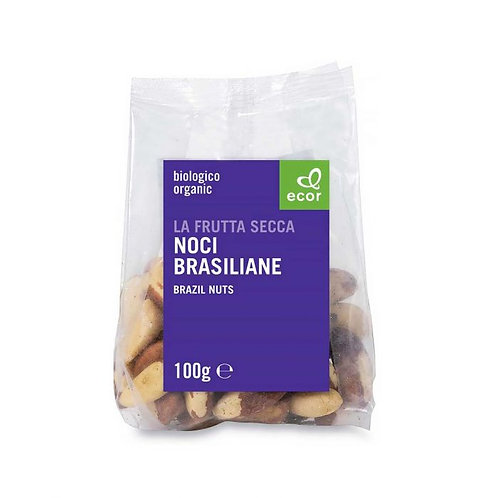 Brazil Nuts 100g Ecor