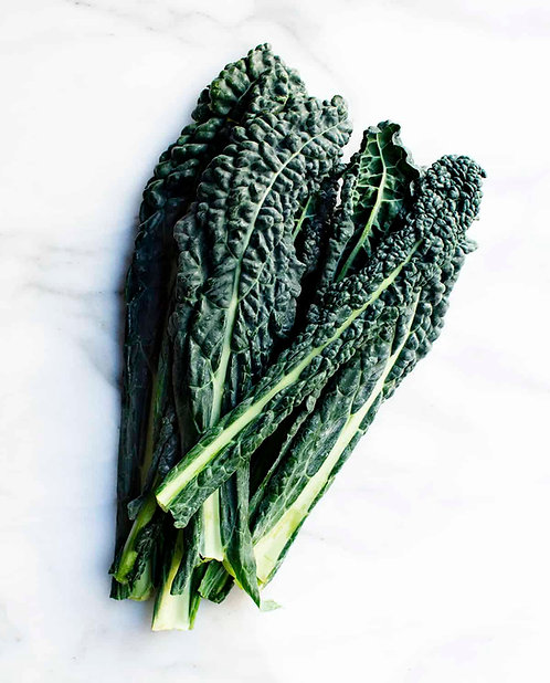 Kale Pointed Leaf Bunch - Per Kg