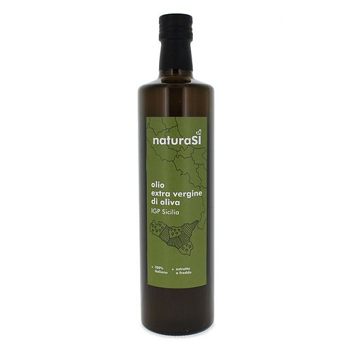 "Extra Virgin Olive Oil DOP Terra di Bari ""Castel del Monte"" 1L NaturaSi"