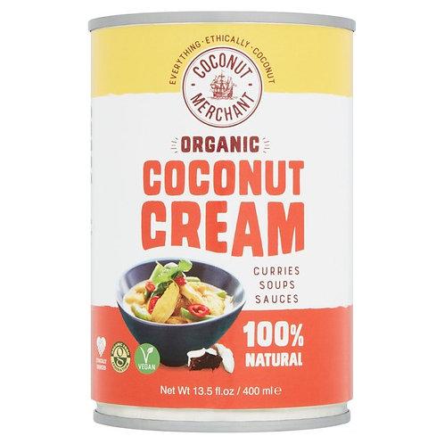 Coconut Cooking Cream 400ml Coconut Merchant