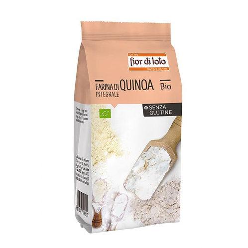Gluten-Free Quinoa Flour 375g Fior di Loto