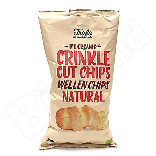 Potato Chips - Crinkle Cut 125g