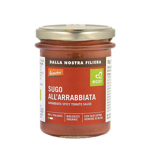 Arrabiata Spicy Tomato Sauce 180g