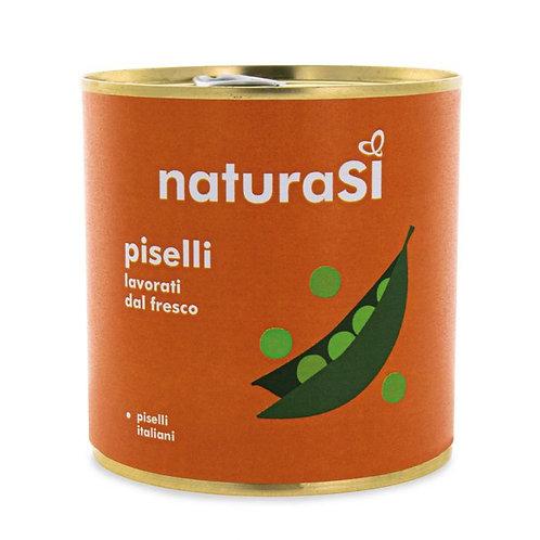 Canned Peas in Brine 340g NaturaSi