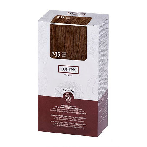 Tint Color 7.35 - Biscuit 145ml Lucens Umbria