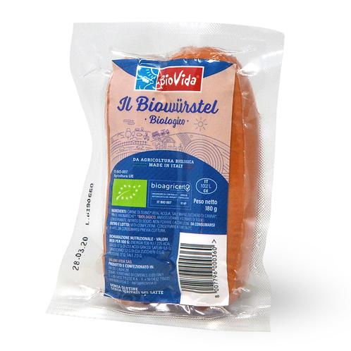 Pork Sausages 180g BioVida