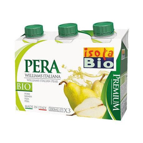 Premium Pear Juice 200mlx3