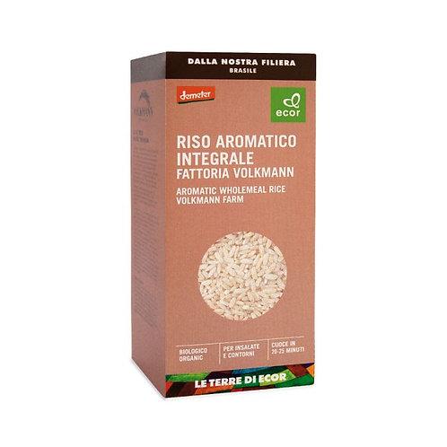 Aromatic Wholemeal Rice Volkmann Farm 500g