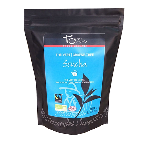 Sencha Green Tea Powder 100g Touch Organic