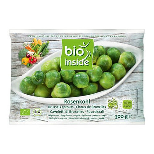 Frozen Brussels Sprouts 300g
