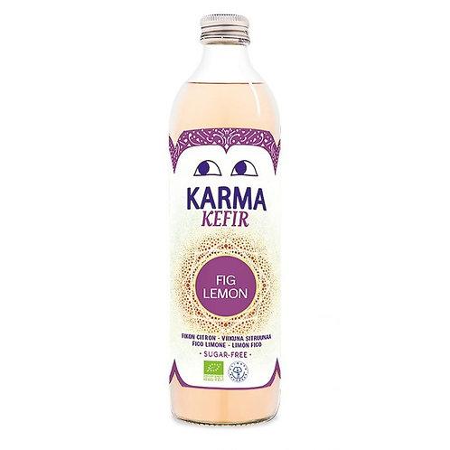 Fig & Lemon Kefir 500ml Karma