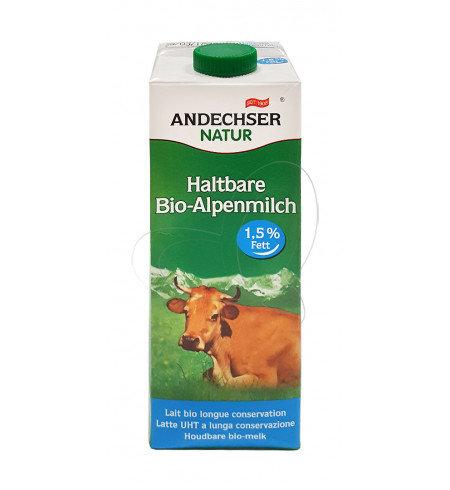 UHT Cow Skimmed Milk 1.5% 1L