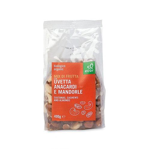 Dried Fruit & Nut Mix 400g