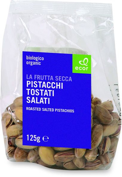 Roasted & Salted Pistachios 125g