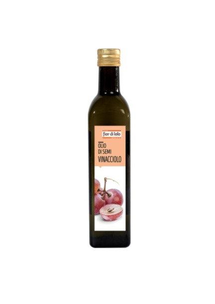 Grape Seed Oil 500ml Fior di Loto