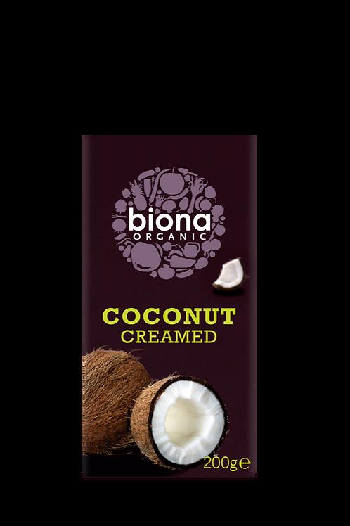 Creamed Coconut 200g Biona