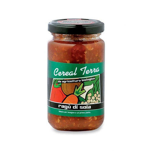 Tomato Sauce with Soy 190g Cereal Terra