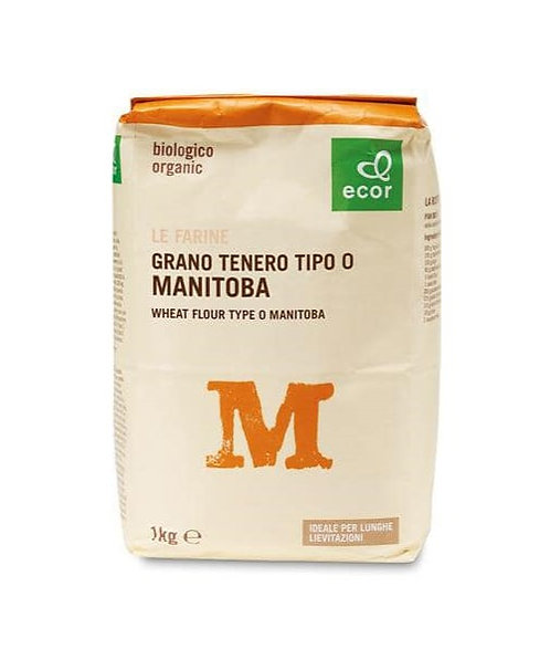 """Manitoba Flour """"Type 0"""" Ecor 1kg"""