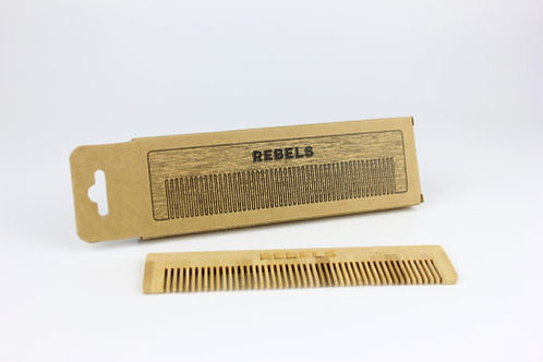 Bamboo Pocket Comb