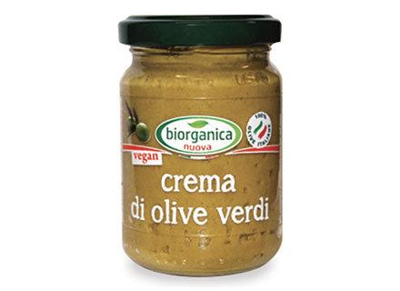 Green Olive Cream 140g