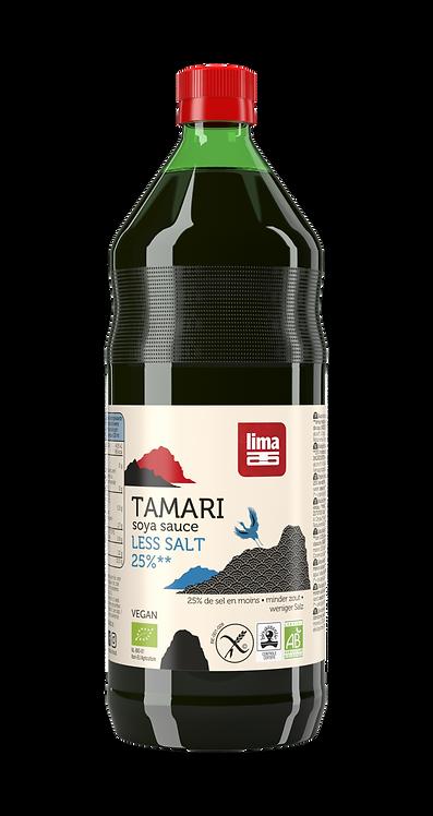 Tamari - 25% Less Salt 500ml