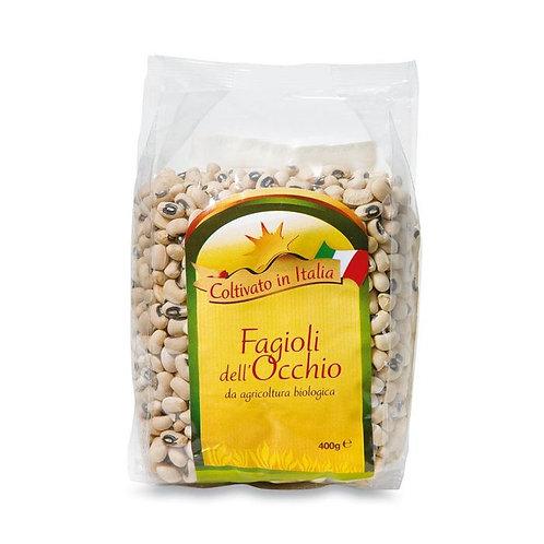 Black-Eyed Peas 400g Coltivato in Italia