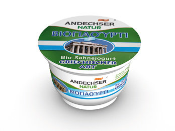 Natural Greek Yogurt 200g