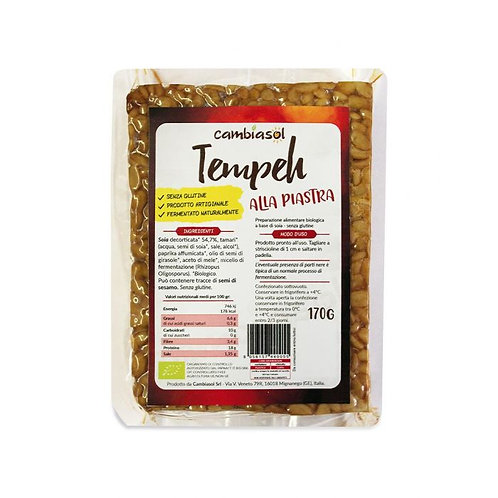 Grilled Tempeh 170g Cambiasol